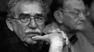 Gabriel Garcia Marquez, 2003