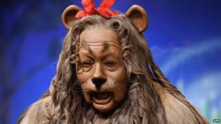 Lion costume from The Wizard of Oz