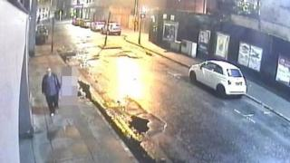 CCTV image of man police want to trace