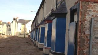 Rhyl housing regeneration