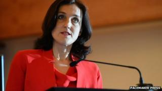 Secretary of State Theresa Villiers said the chance of success in the talks was slim
