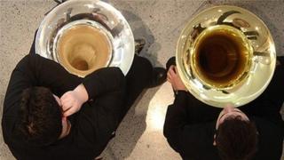 Band pres