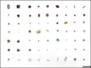 63 Objects Taken From My Son's Mouth