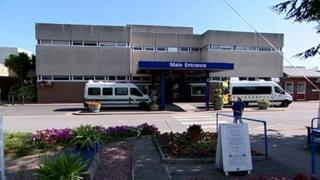 Eastbourne District General Hospital