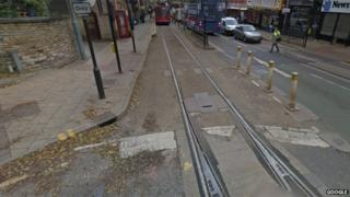 Forbes Road Langsett Road junction