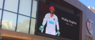 Post from Adelaide Oval on Twitter