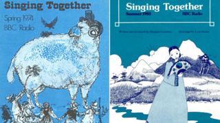 Singing Together booklets