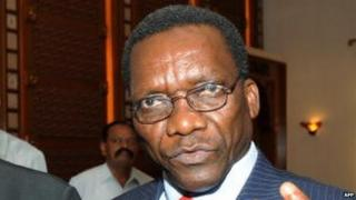 Tanzanian Prime Minister Mizengo Pinda on 16 September 2009