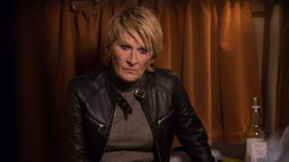 Linda Henry as Shirley Carter