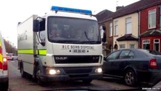 Bomb Disposal Squad, Lowestoft