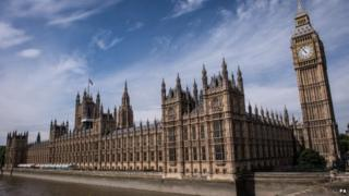 File photo dated 07/08/13 of the Palace of Westminster
