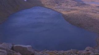 Loch Coire an Lochain