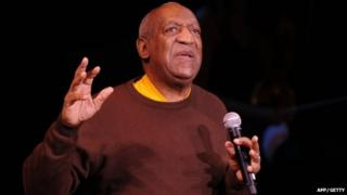 Bill Cosby performs onstage at Avery Fisher Hall in New York City in November 2014