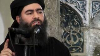 Abu Bakr al-Baghdadi (5 July 2014)