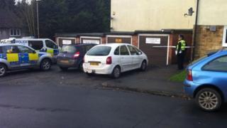 Police in Whitcliffe Grange, Richmond
