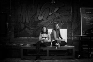 Two young carers in west Norfolk