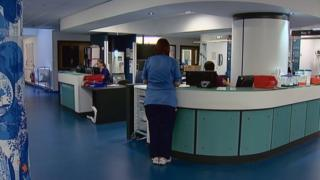 A review made recommendations for improvement at Aberdeen Royal Infirmary
