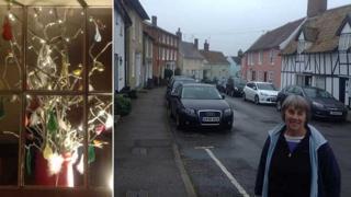 Double Street, Framlingham