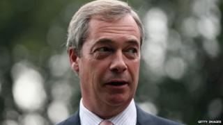 Nigel Farage (stock photo)