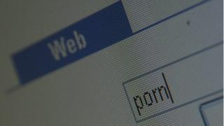 Porn web search