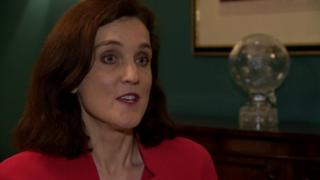 Northern Ireland Secretary Teresa Villiers said the negotiations over the next few days will be crucial.