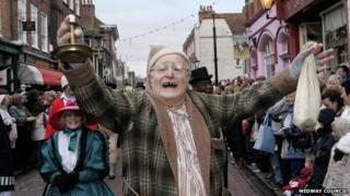 Dickens Festival 2013