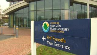Anglesey council headquarters