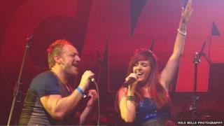 Raintown in concert