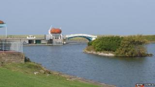 Fleetwood marine lake