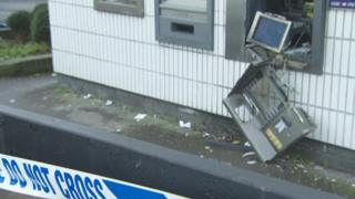 Attempted cash machine theft in Hillview Road, Bolton