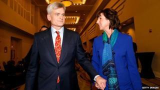 Republican Senate candidate Bill Cassidy. 7 Dec 2014