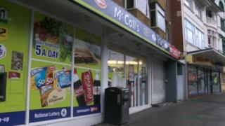 McColl's Old Christchurch Road