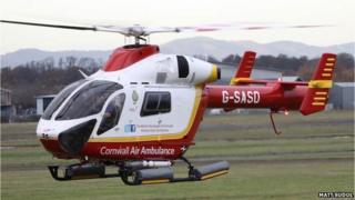 New Cornwall Air Ambulance