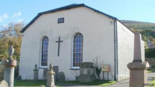 Llanwenarth Baptist Chapel