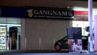 Gangnam takeaway