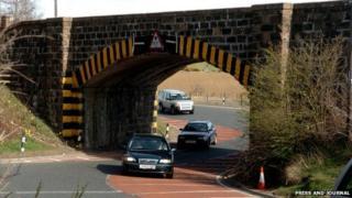 Inveramsay Bridge [Pic: Press and Journal]