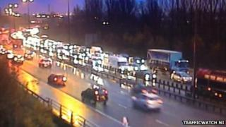 long delays heading from Belfast