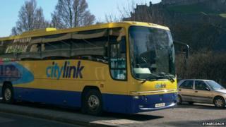 Stagecoach Citylink service