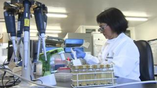 Public Health England laboratory