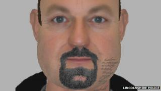 E-fit of abduction suspect