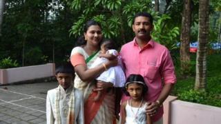Kuriakose family