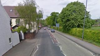 Mansfield Road, Eastwood, Nottinghamshire