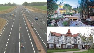 A11, Center Parcs in Elveden and the Links at West Runton