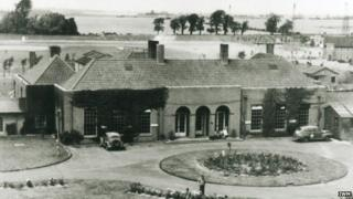 RAF Duxford Officers' mess