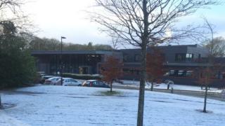 Donaldson's school Pic Alan Harcus