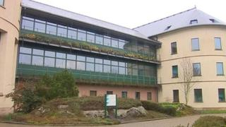 Pembrokeshire council headquarters in Haverfordwest