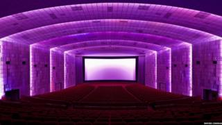 Screen 1 of the Empire Leicester Square