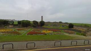 Whitley Bay War Memorial