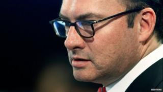 Mexican Finance Minister Luis Videgaray