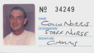Norris' staff nursing pass